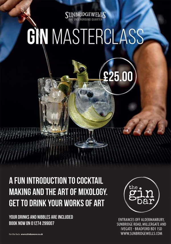 Gin Mixology Classes