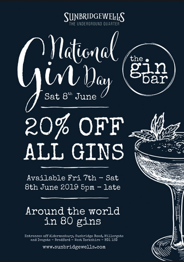 National Gin Day