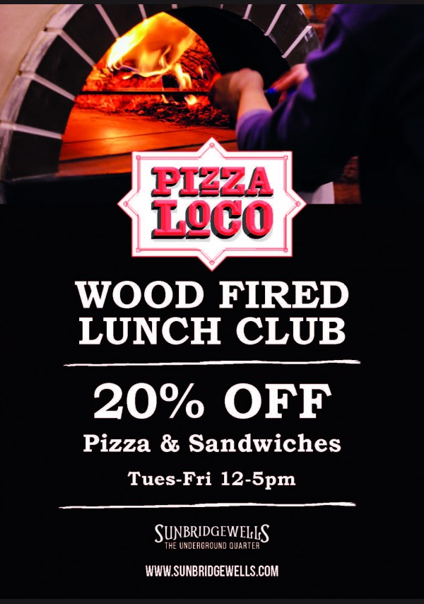 Wood Fired Lunch Club